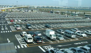 Chubu-Centrair-International-Airport-Parking