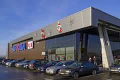 christmas-installation-supermarket-retail-chain-maxima-vilnius-lithuania-december-december-vilnius-lithuania-38455362