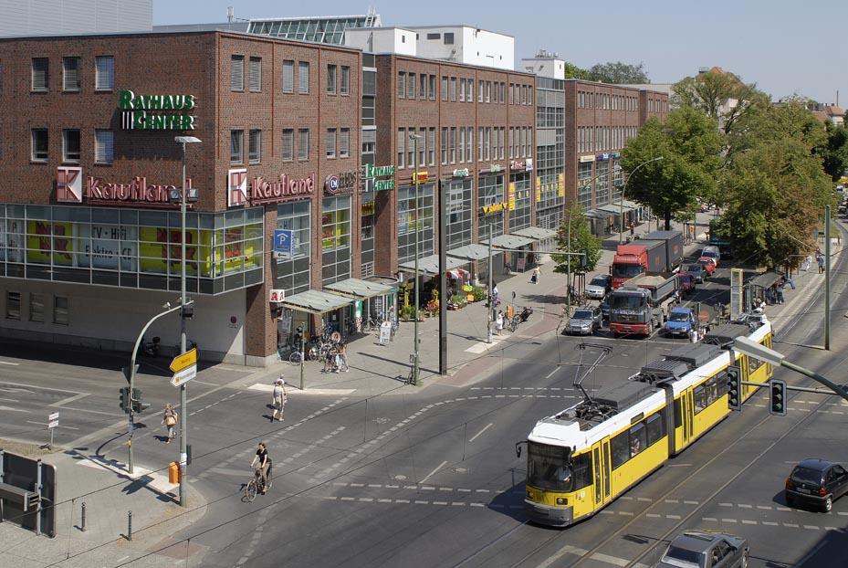 Pankow Berlin Carpark